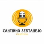 Logo da emissora Rádio Cantinho sertanejo
