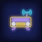 Logo da emissora Rádio Missões em Cristo