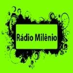 Logo da emissora Rádio Milênio