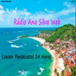 Logo da emissora Rádio Ana Silva Web