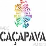 Logo da emissora Rádio Caçapava 1070 AM