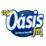 Logo da emissora Rádio Oasis FM