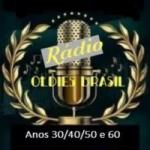 Logo da emissora Rádio Oldies Brasil