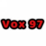 Logo da emissora Vox 97 Web Rádio