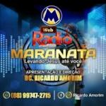 Logo da emissora Rede Maranata Gospel