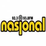 Logo da emissora Radio Nasional 92.3 FM