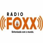 Logo da emissora Rádio Foxx