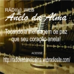 Logo da emissora Rádio Anelo da Alma