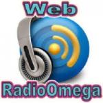 Logo da emissora Rádio Omega Bataiporã