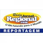 Logo da emissora Rádio Jornal Regional