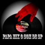 Logo da emissora Rádio Papa Mix Dj Papa