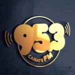Logo da emissora Rádio Caibaté 95.3 FM