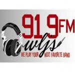 Logo da emissora WLJS 92J 91.9 FM