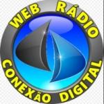 Logo da emissora Web Rádio Conexão Digital