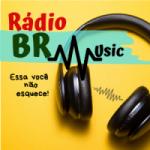 Logo da emissora Rádio BR Music