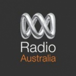 Logo da emissora Radio Australia Cambodja