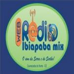 Logo da emissora Web Rádio Ibiapaba Mix