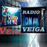 Logo da emissora Rádio Veiga