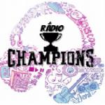 Logo da emissora Rádio Champions Tombos