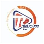 Logo da emissora Rádio Relicário FM