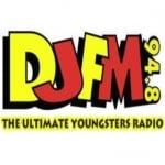 Logo da emissora DJ 94.8 FM