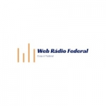 Logo da emissora Web Rádio Federal
