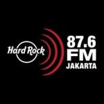 Logo da emissora Radio Hard Rock 87.6 FM