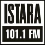 Logo da emissora Istara 101.1 FM