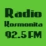 Logo da emissora Kosmonita 92.5 FM