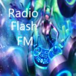 Logo da emissora Radio Flash FM