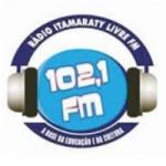 Logo da emissora Rádio Itamaraty Livre FM