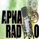 Logo da emissora Apna Radio