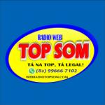 Logo da emissora Web Rádio Top Som