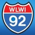 Logo da emissora WLWI 92.3 FM