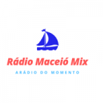 Logo da emissora Rádio Maceió Mix