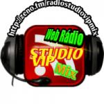 Logo da emissora Rádio Studio Vip Mix