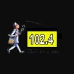 Logo da emissora Sagarmatha 102.4 FM