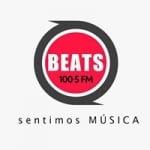 Logo da emissora Radio Beats 100.5 FM