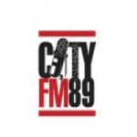 Logo da emissora Radio City 89.0 FM