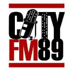 Logo da emissora City 89 FM
