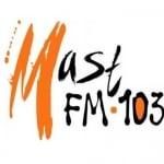 Logo da emissora Radio Mast 103.0 FM
