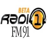 Logo da emissora Radio1 FM 91