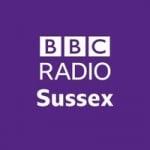 Logo da emissora BBC Radio Sussex 95.3 FM