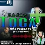 Logo da emissora Rádio Web Toca Mais