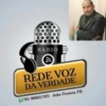 Logo da emissora Rádio Voz da Verdade