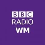 Logo da emissora BBC Radio WM 95.6 FM