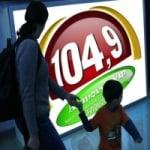 Logo da emissora Aymorés FM