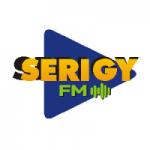 Logo da emissora Rádio Serigy FM