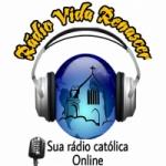 Logo da emissora Rádio Vida Renascer Web