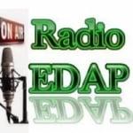 Logo da emissora Radio EDAP Cristiana